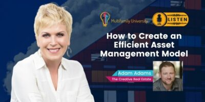How to Create an Efficient Asset Management Model-Anna Myers