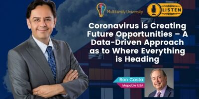 Coronavirus is Creating Future Opportunities – A Data-Driven Approach as to Where Everything is Heading